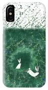 White Rabbits  IPhone Case