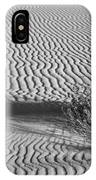 White Sands Ripples IPhone Case