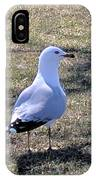 White Seagull IPhone Case
