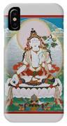 White Tara Chintamani Sita Tara IPhone Case