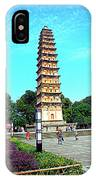 White Tower IPhone Case