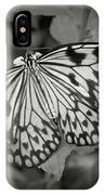 White Tree Nymph - 6 IPhone Case