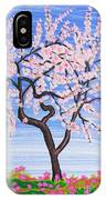 White Tree, Painting IPhone Case