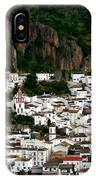 White Village Of Ubrique Spain IPhone Case