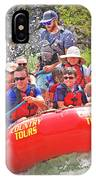 July In Oregon, White Water Rafting IPhone Case
