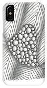 White Zen 19 IPhone Case