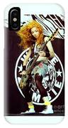 White Zombie 93-sean-0337 IPhone Case