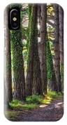 Whiteford Burrows Woods IPhone Case