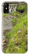 Whitewater Bridge And Dam Scene 13 IPhone Case