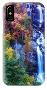 Whitewater Falls IPhone Case