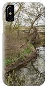 Whitewater River Spring 41 A IPhone Case