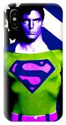 Who Is Superman IPhone Case