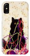 Who Me IPhone Case