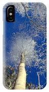 Who Shook The Tree IPhone Case