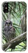 Whoooo Are You IPhone X Case
