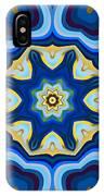 Whorl Kaleidoscope IPhone Case