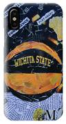 Wichita State University Shockers Collage IPhone Case