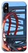 Wicked Cyclone Stall IPhone Case