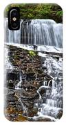Wide Flowing Falls IPhone Case