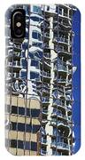 Wiggly Balconies IPhone Case