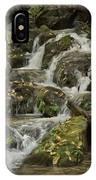 Wigwam Falls Blue Ridge Parkway IPhone Case
