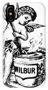 Wilbur-suchard Company IPhone Case