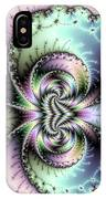 Wild And Crazy Fractal Art Vertical IPhone Case