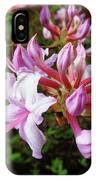 Wild And Native Pink Azalea IPhone Case