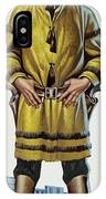 Wild Bill Hickok IPhone Case