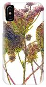 Wild Carrot IPhone Case