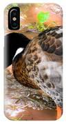 Wild Duck Mallard 1 IPhone Case