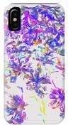 Wild Flower Bouquet IPhone Case