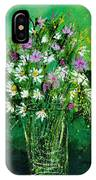 Wild Flowers 450150 IPhone Case