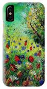 Wild Flowers 670130 IPhone Case