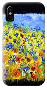Wild Flowers 677130 IPhone Case