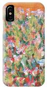 Blooming With Joy IPhone Case