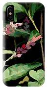 Wild Flowers In Pastel IPhone Case