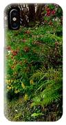 Wild Flowers On The Cliff Path IPhone Case