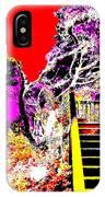 Wild Goddess At Kashi IPhone Case