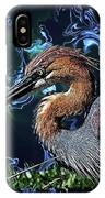 Wild Goliath Herona IPhone Case