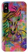 Wild Horse IPhone Case