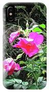 Wild Irish Rose IPhone Case