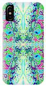 Wild Island Creation 1 Fractal B IPhone Case