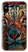 Wild Leopard IPhone Case
