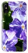 Wild Mountain Flowers IPhone Case