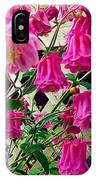 Wild Pink Beauty IPhone Case