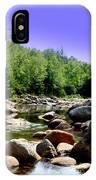 Wild River IPhone Case