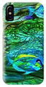 Wild Sargasso Sea IPhone Case