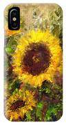 Wild Sun IPhone Case