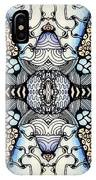 Wild Thoughts IPhone Case